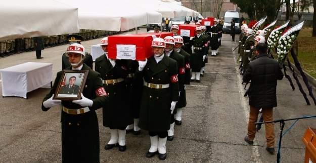 Türkiye Bugün 21 Şehidini uğurluyor!!