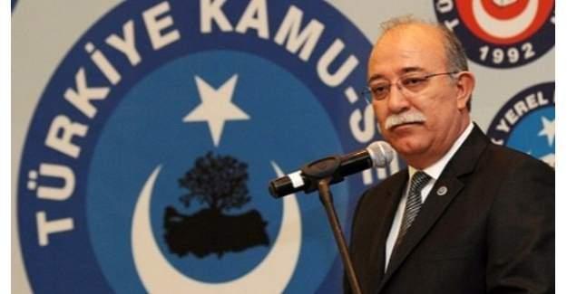 Türkiye Kamu-Sen Genel Başkanı'nın 14 Bin Öğretmen Hakkındaki Yorumu!