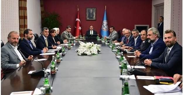 Türkiye Maarif Vakfı Başkanı seçildi!