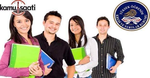 Üniversite 1. sınıf öğrencileri burslarını Ekim'de alacak