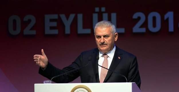 """Yıldırım'dan """"Mister Gülen"""" ifadesine yanıt!"""