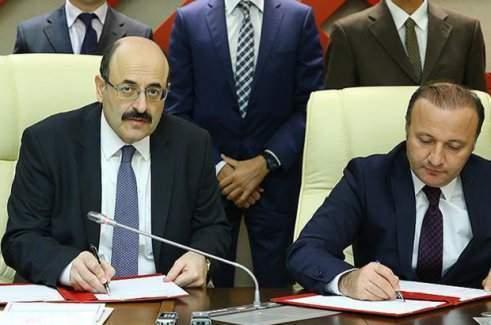 YÖK Başkanı Saraç: ''Akademisyenlerin uluslararası projelerini desteklemeye başladık.''