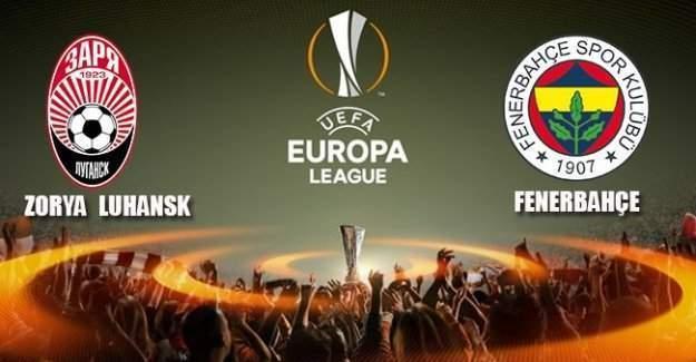 Zorya Luhansk Fenerbahçe maçı şifresiz yayınlanacak!