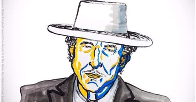 2016 Nobel Edebiyat Ödülü Bob Dylan'ın oldu