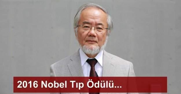 2016 Nobel Tıp Ödülü Japon Profesör Yoshinori Ohsumi'nin