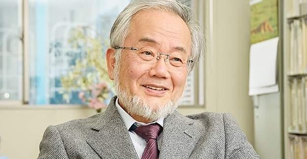 2016 Nobel Tıp Ödülü'nün sahibi Yoshinori Ohsumi oldu!