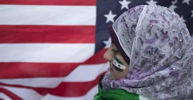 ABD Suriyeli sığınmacıları kabul etmedi