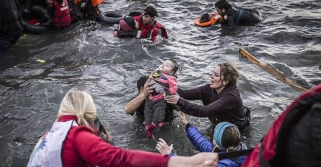 Akdeniz'de ölen sığınmacı sayısı yürek acıtıyor