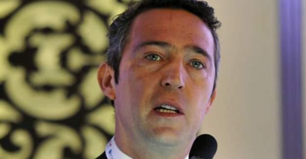 Ali Koç: '' İlk kongrede Fenerbahçe Başkanlığı'na adayım.''