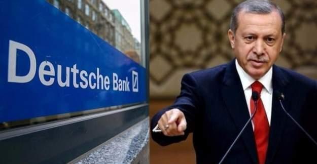 Almanya, Türkiye'nin Deutsche Bank'ı almasından korkuyor