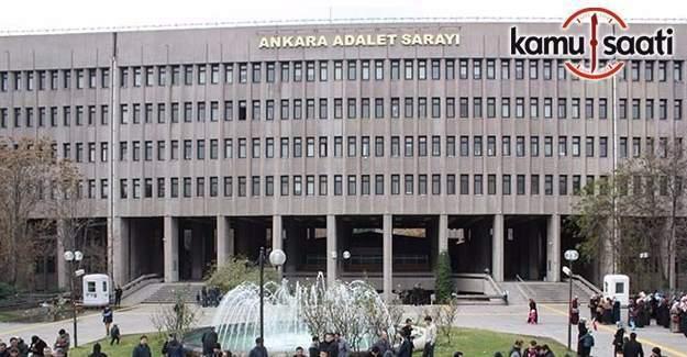 Ankara'da 25 polis gözaltına alındı