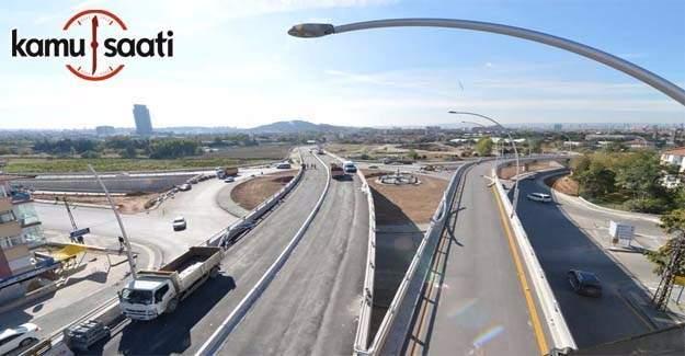 Ankara yeni Keçiören Bulvarı 29 Ekim'de trafiğe açılacak