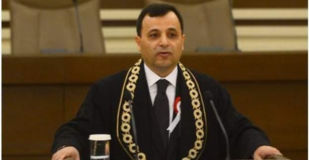 AYM Başkanı Zühtü Arslan'dan yeni anayasa açıklaması