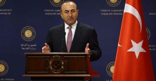 Bakan Çavuşoğlu: Eşim beni tehdit etti