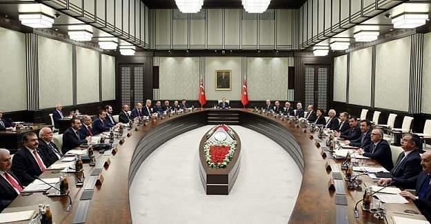Bakanlar Kurulu toplandı - Toplantıda hangi kararlar çıkacak