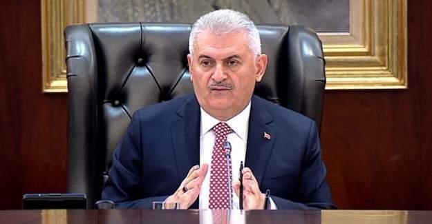 Başbakan Binali Yıldırım, AK Parti İl Başkanlığı toplantısında konuştu