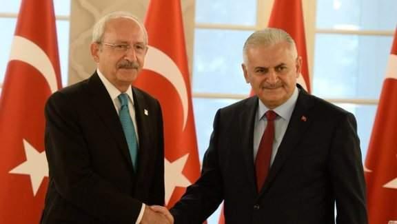 Başbakan Binali Yıldırım'dan Kılıçdaroğlu'na Lozan tavsiyesi
