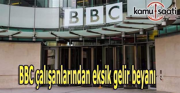 BBC'de 100 çalışanın vergi kaçırdığı ortaya çıktı