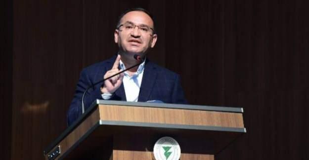 Bekir Bozdağ: Başkanlık sistemine AKP evet derse olur