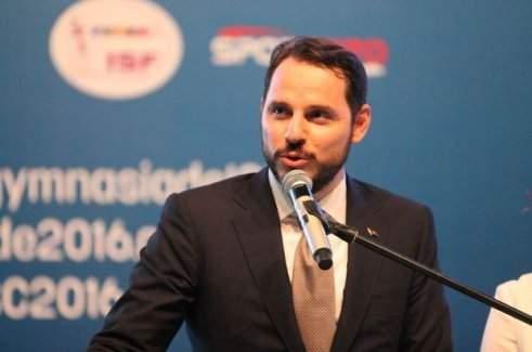 Berat Albayrak'ın Dünya Enerji Kongresi açıklaması