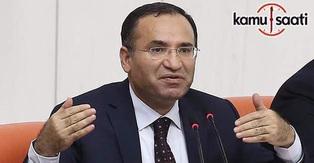 """Bozdağ: """"Gülen'in suçluluğuna dair yeterli delil mevcut"""""""