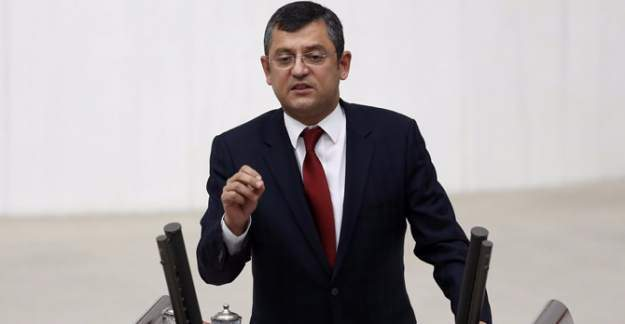 CHP'li Özgür Özel: OHAL'i devam ettirmek Meclis'e saygısızlıktır