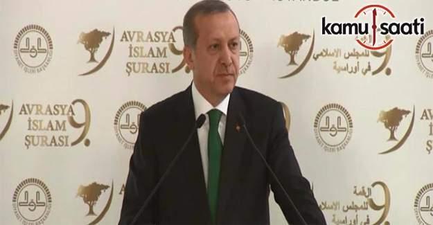 """Cumhurbaşkanı Erdoğan:  """"Irak'ın Başbakanı. Önce haddini bil."""""""