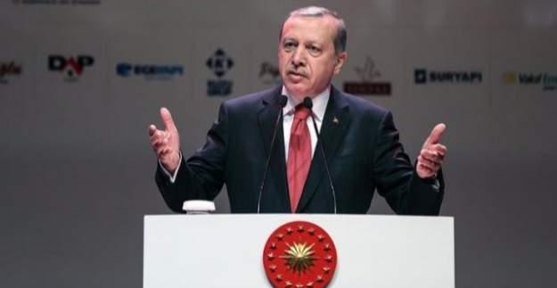 Cumhurbaşkanı Erdoğan: Kusura bakmayın, biz oraya da gideceğiz