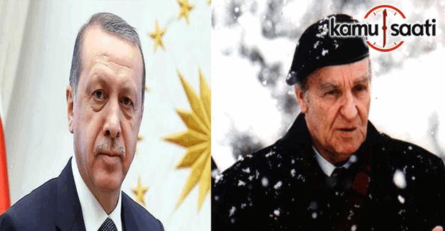 Cumhurbaşkanı Recep Tayyip Erdoğan, Bilge Kral Aliya İzzetbegoviç'i andı