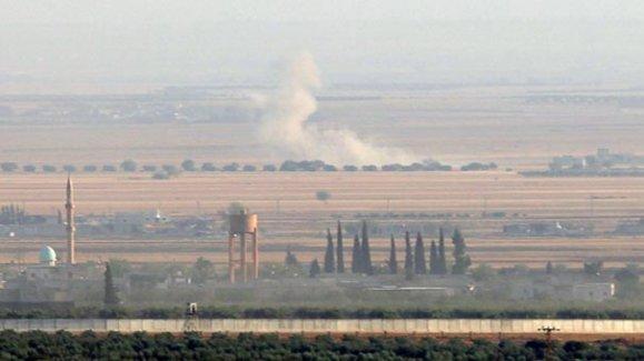 DAEŞ hedefleri savaş uçaklarıyla vuruldu