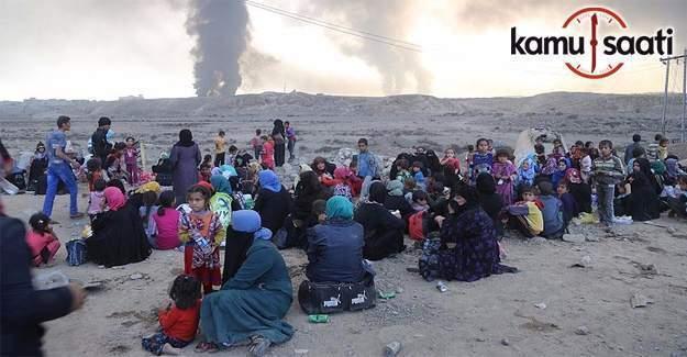 'DEAŞ Musul'da 200 sivili alıkoydu'