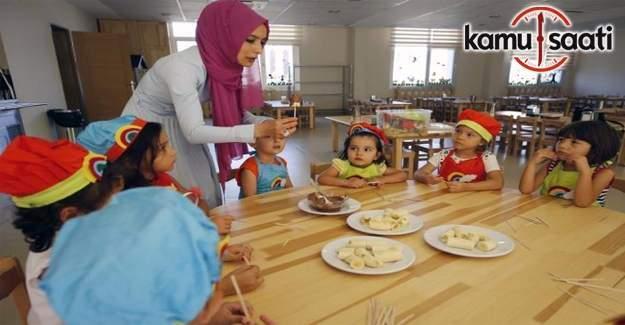 Diyanetin anaokulu 5 Ekim'de açılıyor