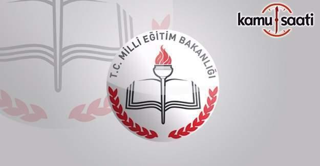 e-Okul Sistemi üzerinden öğrencilere ait bilgilerin güncellenmesi en geç 19 Ekim
