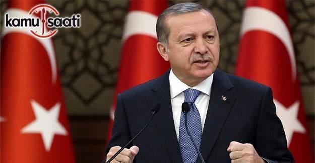 Erdoğan: Bize kabadayılık yapacağına git DEAŞ ve PKK ile uğraş