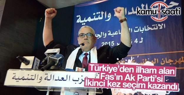 Adalet ve Kalkınma Partisi'nin seçim zaferi