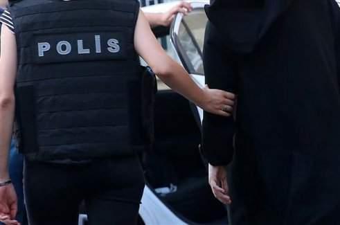 FETÖ'den aranan Betül Bayındır gözaltına alındı