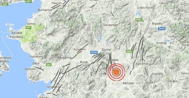 Günün 2. deprem paniği yaşandı