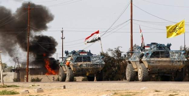 Haşdi Vatani Musul'u kurtarma operasyonuna katılacak