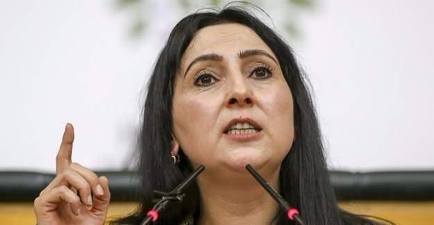 HDP'li Figen Yüksekdağ: Bize bölücü diyenler, Türkiye'yi böldü
