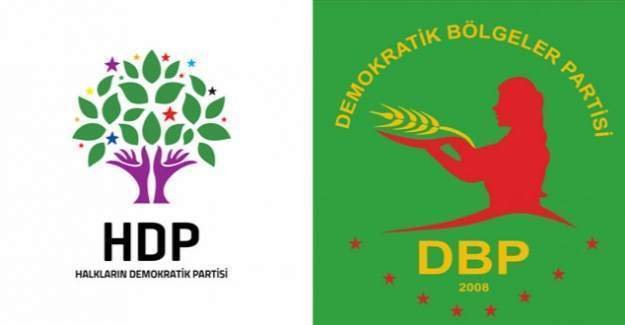 HDP ve DBP'li başkanlar gözaltında