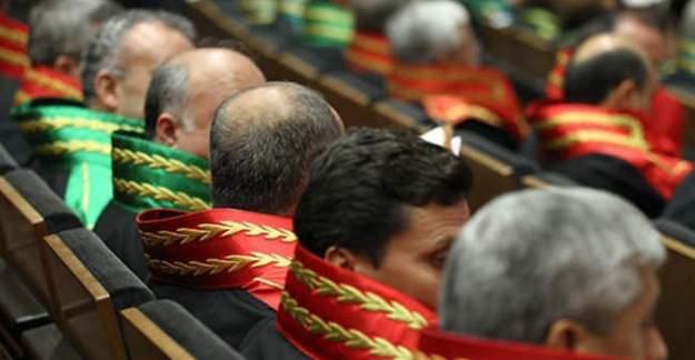 HSYK'dan yeni haber 1069 hakim ve savcı mesleğe kabul edildi