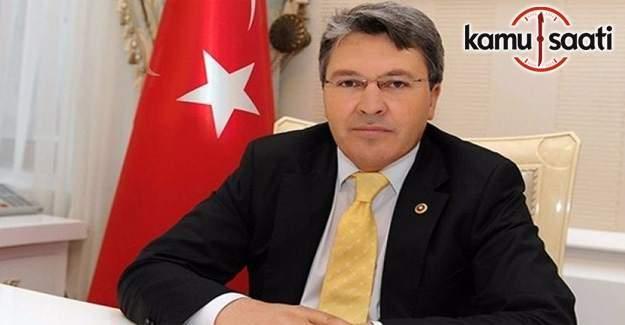 İLBANK Yönetim Kurulu Başkanı Feramuz Üstün istifa etti.
