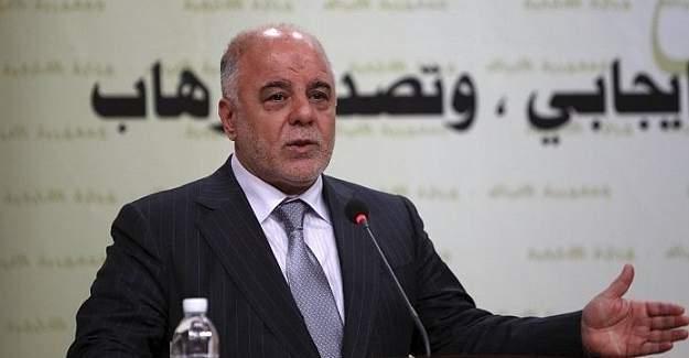 Irak Başbakanı Haydar el İbadi'den Türkiye'ye tehdit