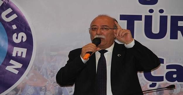 İsmail Koncuk'tan MEB'de göreve iade edilen 3 bin 400 kişiye ilişkin açıklama