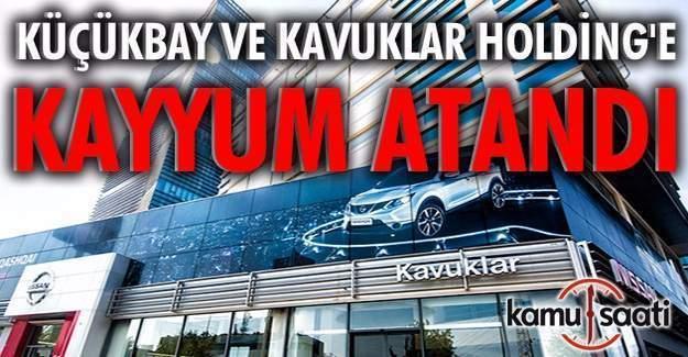 İzmir'de 2 Holding'e kayyum atandı