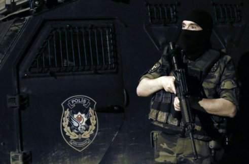 Karadeniz bölge sorumlusu terörist yakalandı