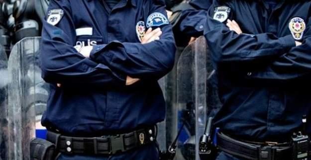 Konya'da Emniyet Müdürlüğünde görevli 203 polis açığa alındı