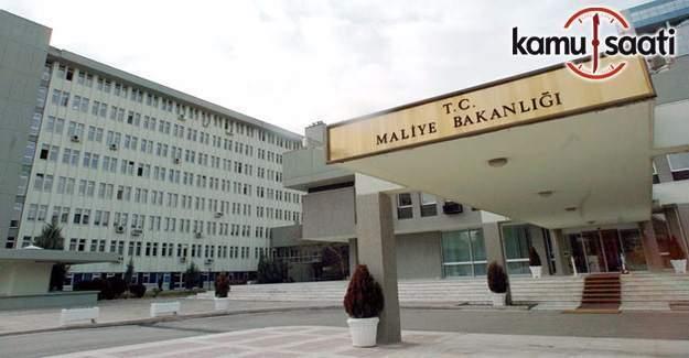 Maliye Bakanlığından 'kara liste' açıklaması