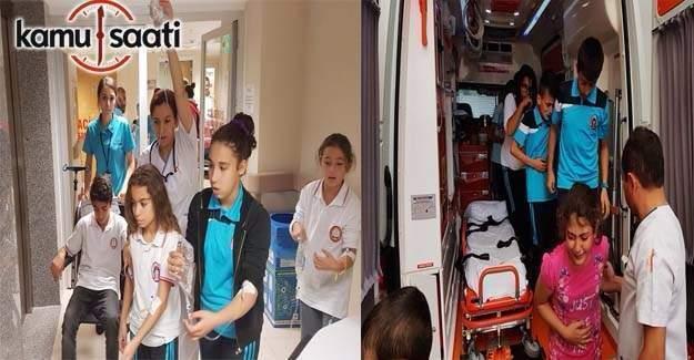 Manavgat'ta şebeke suyundan öğrenciler zehirlendi, okullar tatil edildi