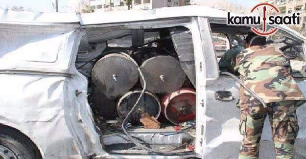 Mardin'de 3 bombalı araç yakalanarak imha edildi
